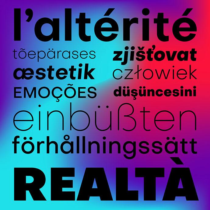 Objectivity | Free Font Family