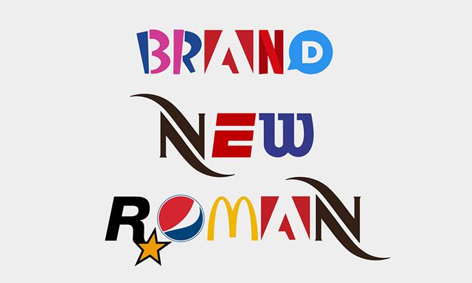 Brand New Roman