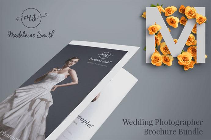 MADELEINE - Wedding Brochure Bundle