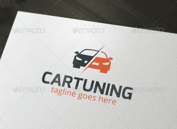 Car Tuning Logo
