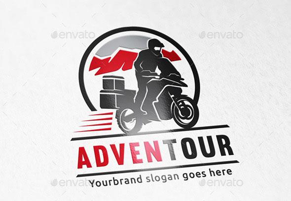 Motorcycle Adventure Logo