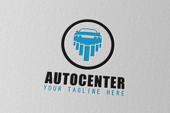 Autocenter Logo