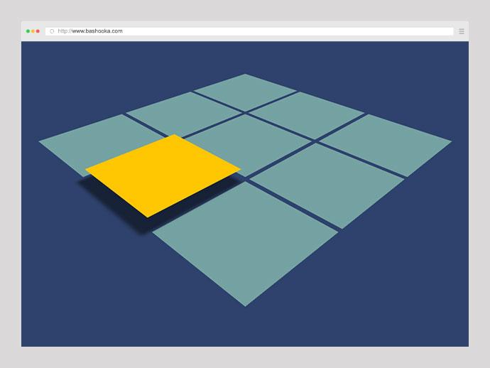 40+ Amazing CSS 3D Design Examples – Bashooka
