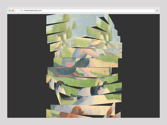 CSS3 3D image animation