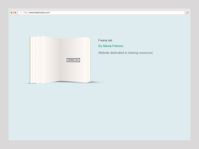 Animated CSS Book