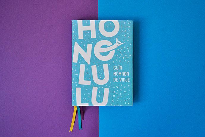 Honolulu Travel Book
