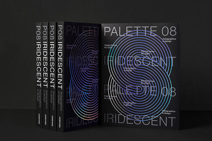 PALETTE No.8 : Iridescent
