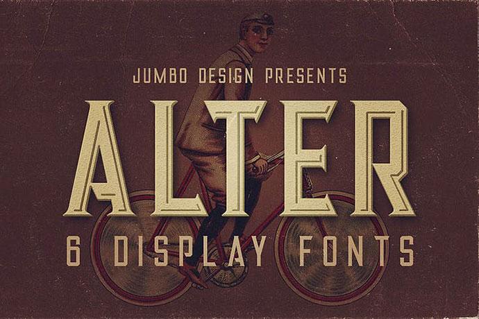 26 Cool Fonts For 3D Design Project – Bashooka