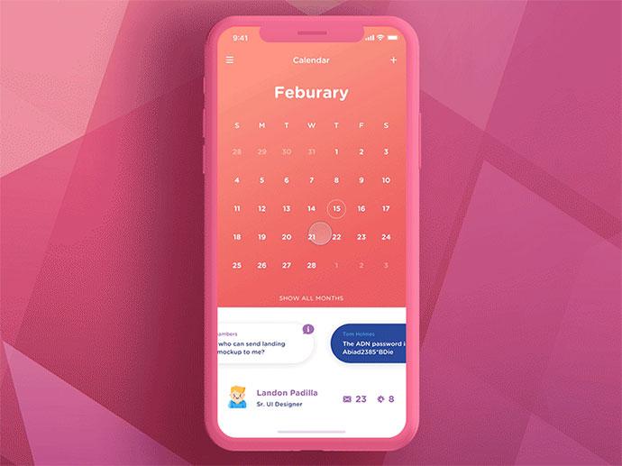 Calendar & Task Management