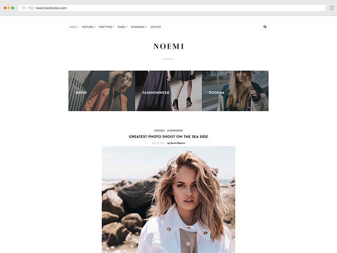 Noemi - Lifestyle & Fashion Blog