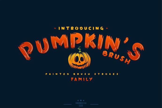 Pumpkin's Brush