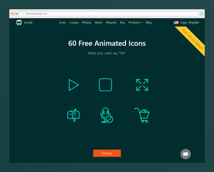 40 Free Icon Resources For Awesome Web & Mobile Designs