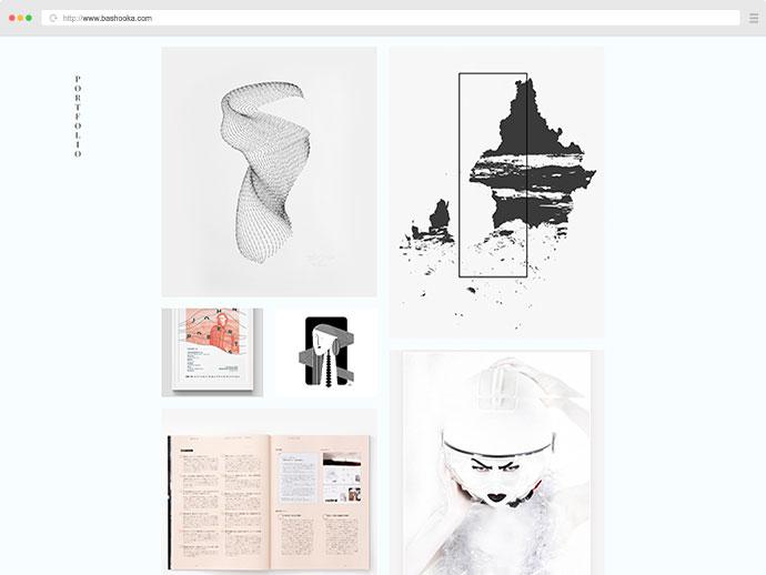 LUISA - Minimalist Portfolio & Blogging WP Theme