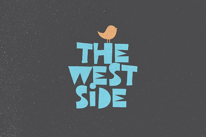 West Side - Free Font