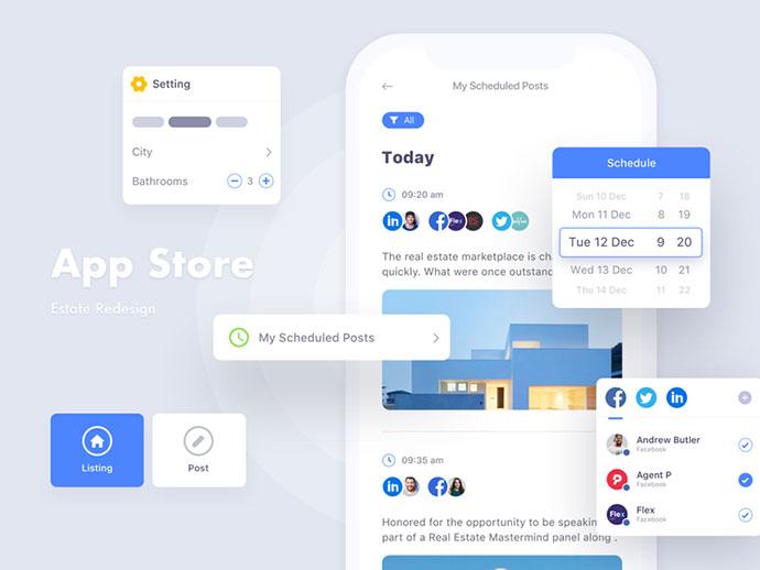 Estate App Store