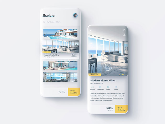 Property Rentals App Exploration