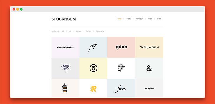 20 Best WordPress Themes For Logo Designer
