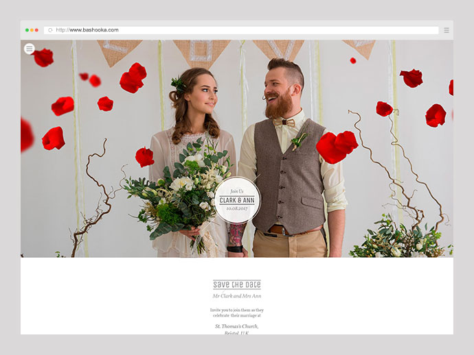 Wedding Theme | Idylle Wedding