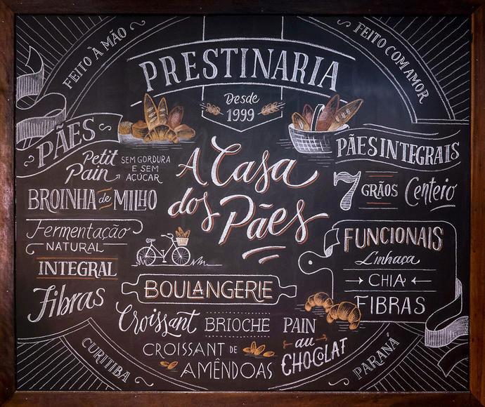 Prestinaria Chalkboards