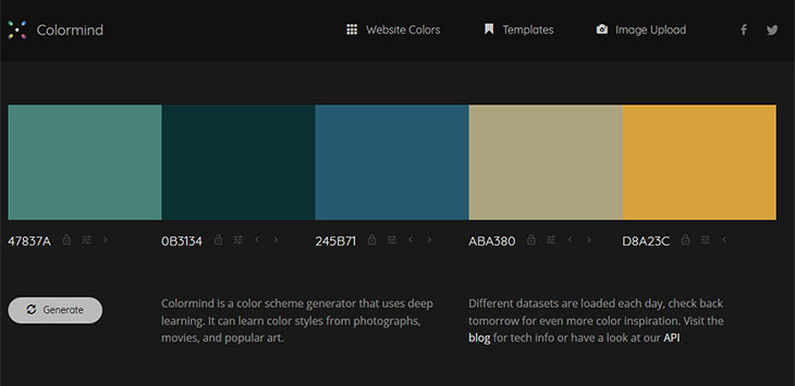 20+ Free Tools To Find Amazing Color Combination