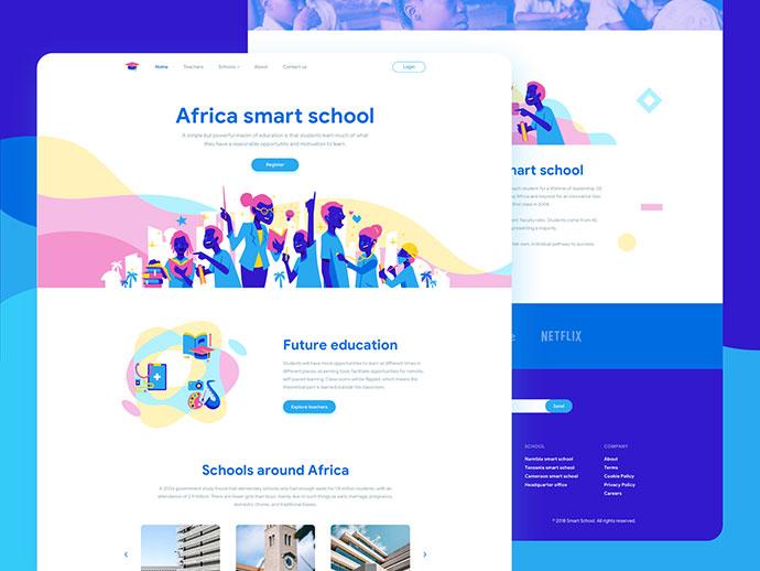 Smart school