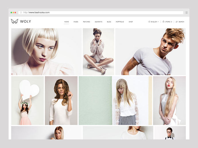 Woly - Multipurpose Theme with A Huge Collection of Modern Layouts for All Your Needs