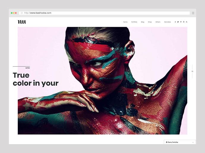 Adios Portfolio | Portfolio WordPress