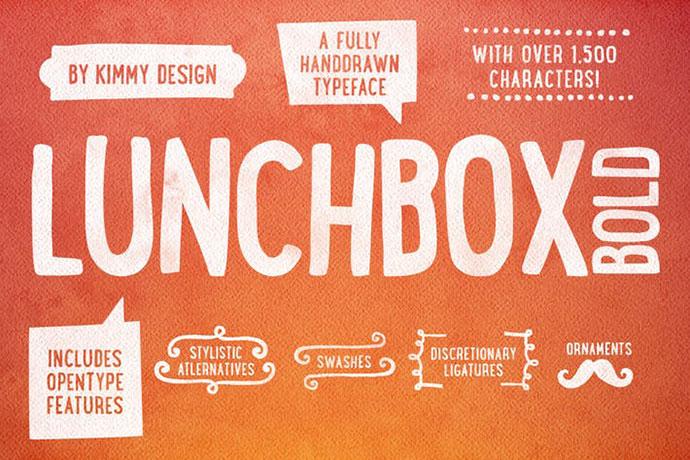 Lunchbox Bold