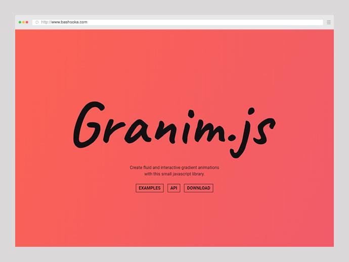 Granim.js