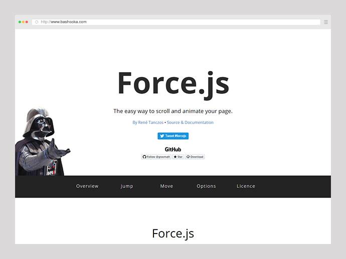 Force.js