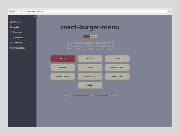 React-burger-menu