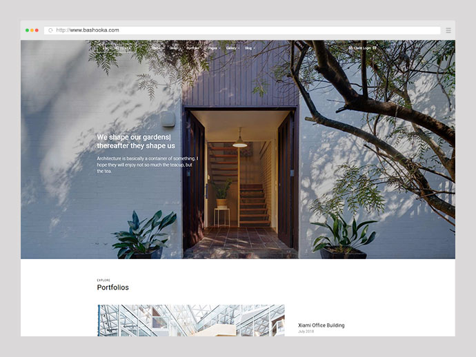 Architecturer | Interior Design & Architecture WordPress