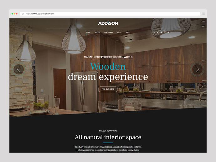 Addison - Architecture, Interior Design & Furniture