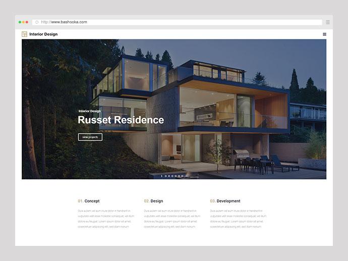 Interior Design - Architecture & Design WP Theme