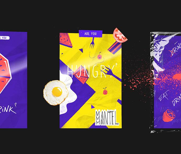 Mantel — Branding