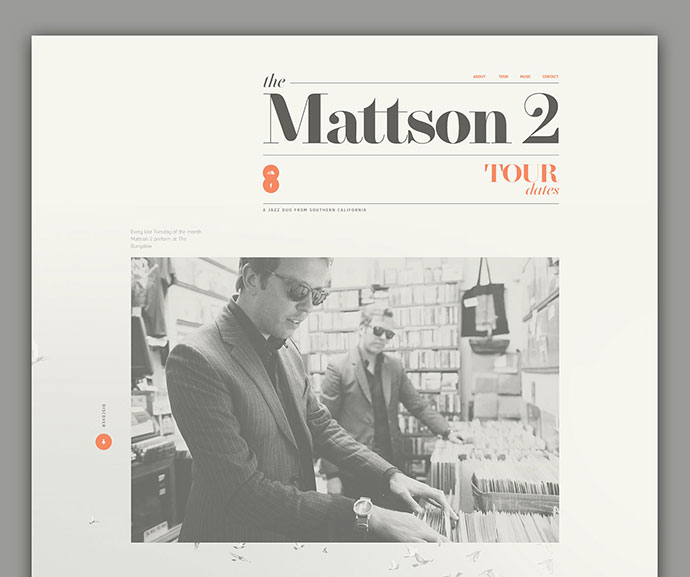 Web | The Mattson 2 Concept