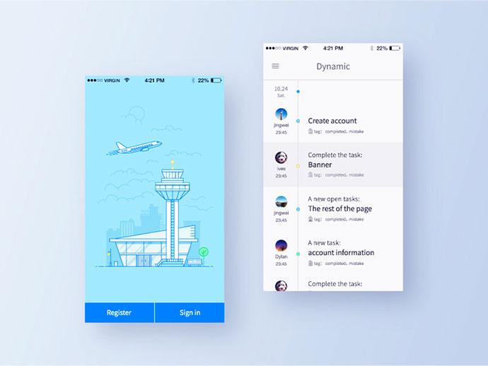 Teamwork app
