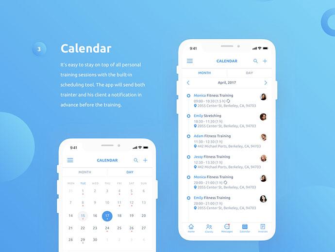 60 Excellent To Do List App UI Designs – Bashooka