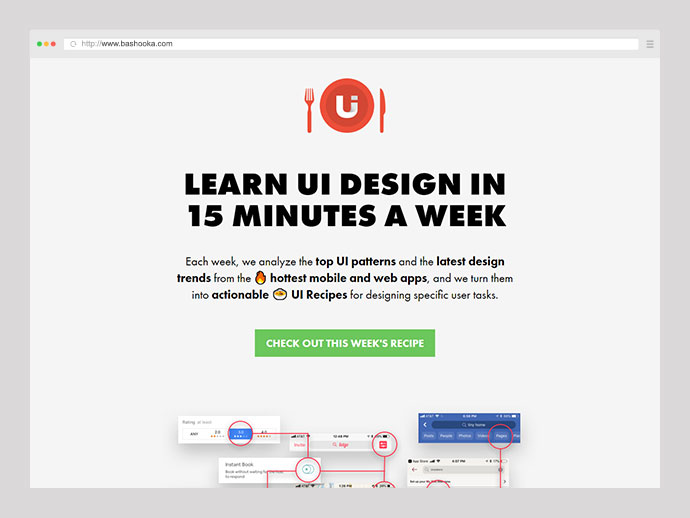20 Awesome Websites For Ux Ui Designers 2018 Bashooka