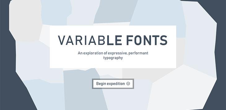25 CSS Variable Fonts Tutorials, Tools & Demos