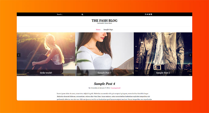 The Fash Blog