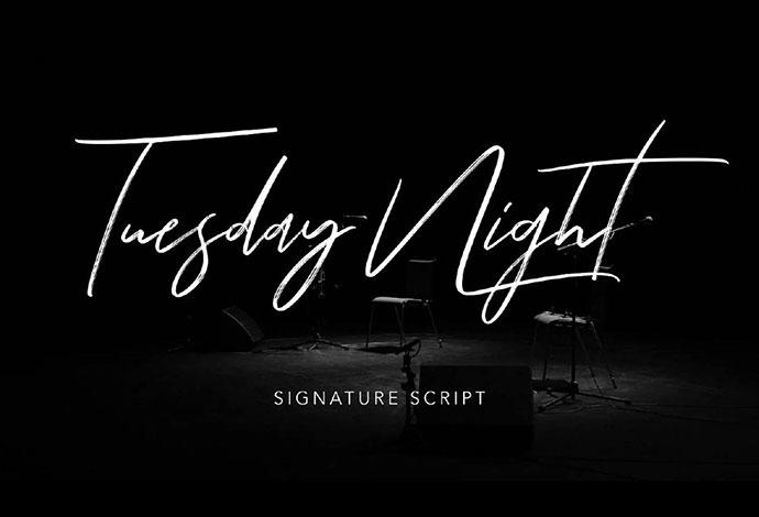 Tuesday Night