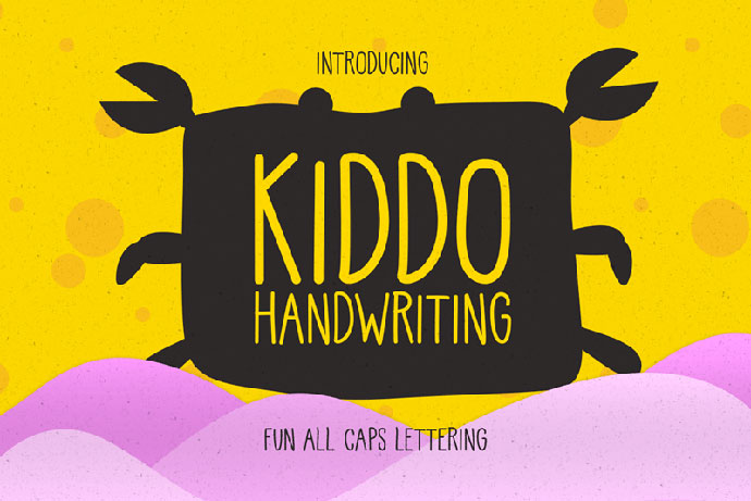Kiddo Handwriting