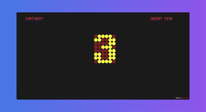 Street Fighter II - Countdown animation