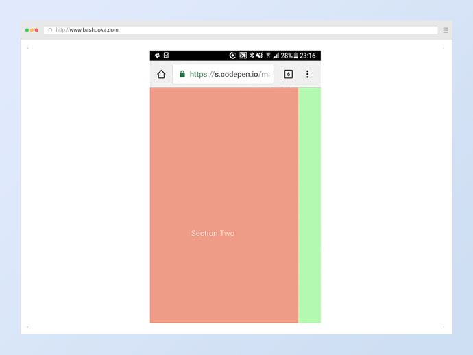 Practical CSS Scroll Snapping