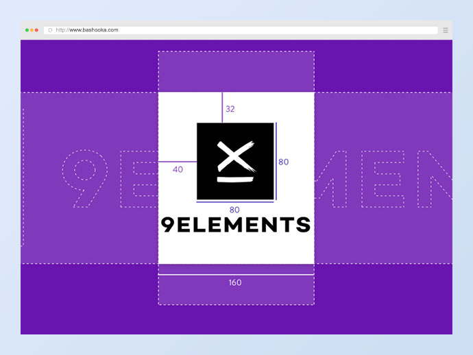 How to create a logo that responds to its own aspect ratio