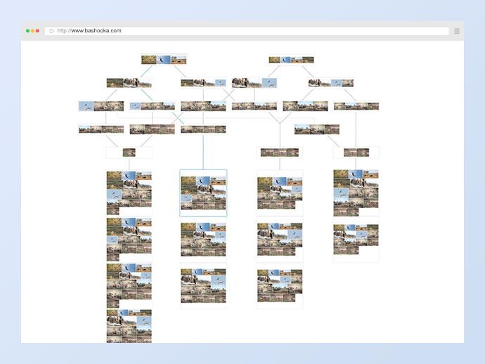 Building the Google Photos Web UI
