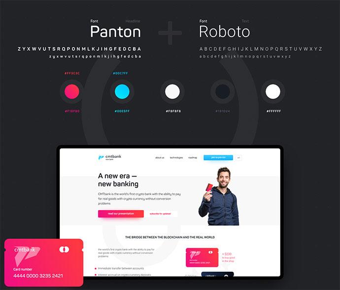 Startup landing page - free (PSD & Sketch)