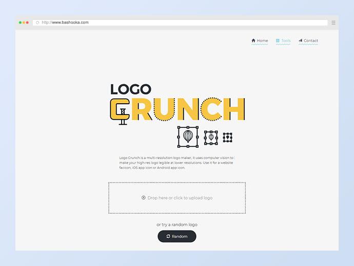 Logo Crunch