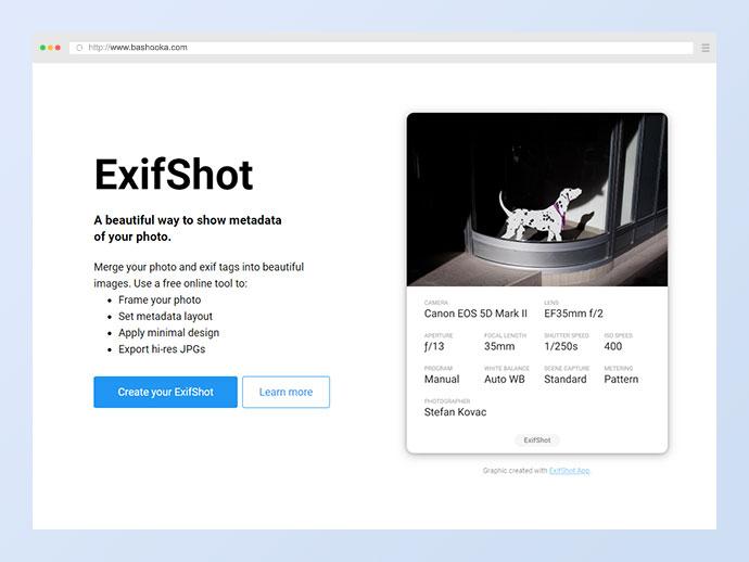 ExifShot
